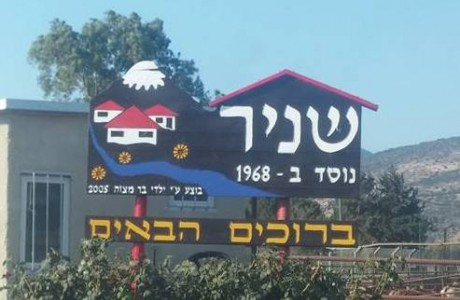 The kibbutz tour
