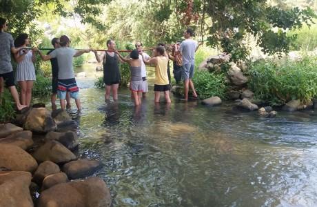 בדרך הנחל | יום כיף צפוני משובח